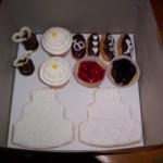 Dessert Reception Tasting