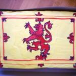Royal Scottish Flag