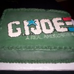 G.I. Joe Groom's Cake