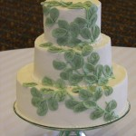 Green Leaf Wedding