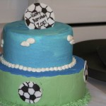 Simple Soccer Birthday