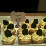 Vanilla Tartlets with Fresh Berries